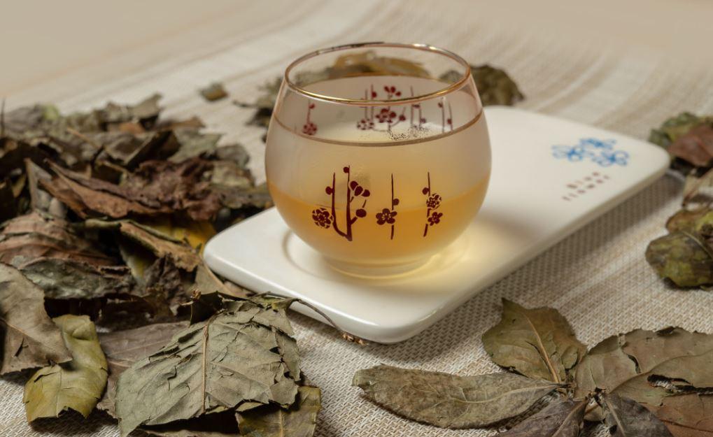 Nước trà Bancha sau khi pha